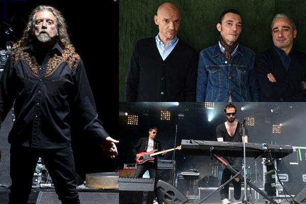 Robert Plant, Louise Attaque et Ghinzu seront à Beauregard en juillet prochain