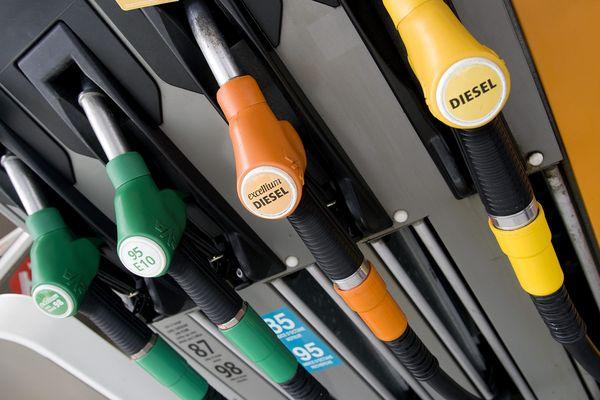 2 centimes de plus par litre de diesel.