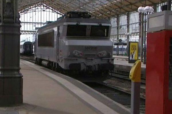 Gare SNCF de Tours