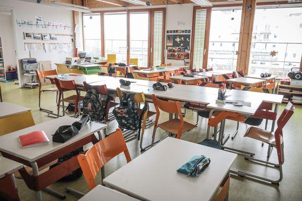Crèches, écoles, collèges, lycées et universités seront fermés à partir du lundi 16 mars.