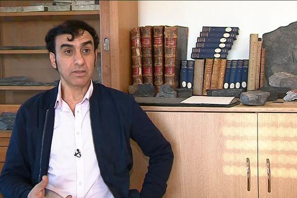 Professeur Abderrazak El Albani