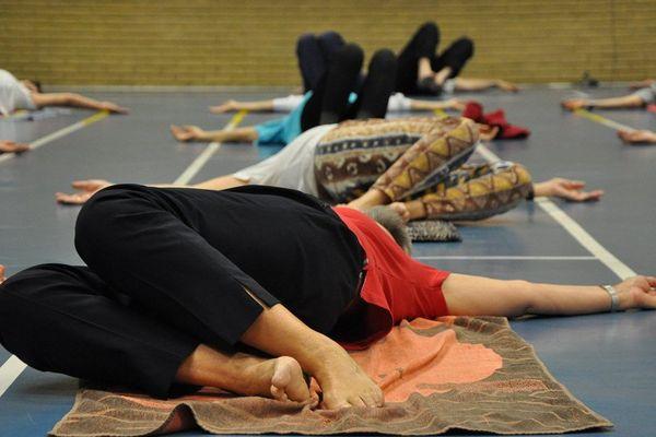 De la gymnastique pour séniors