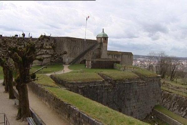 La Citadelle de Besançon inscrite depuis 5 ans au patrimoine mondial de l'Unesco