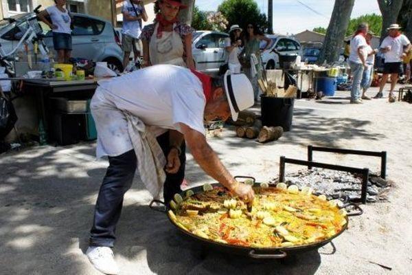 Le concours de paella : incontournable à Mauguio pour la Romería