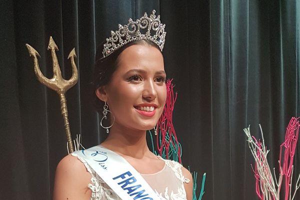 Mathilde Klinguer avait été élue miss Pays de Montbéliard 2017.