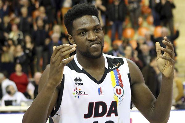 Jacques Alingué a joué à Dijon avant de signer avec le MSB pour la saison prochaine.