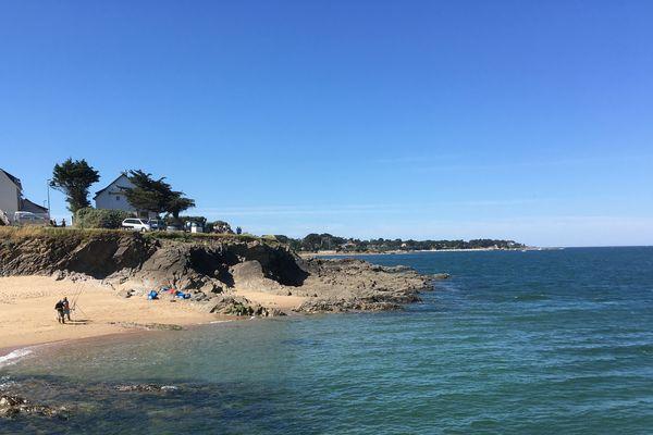 L'interdiction concerne le littoral nord de la Loire-Atlantique.