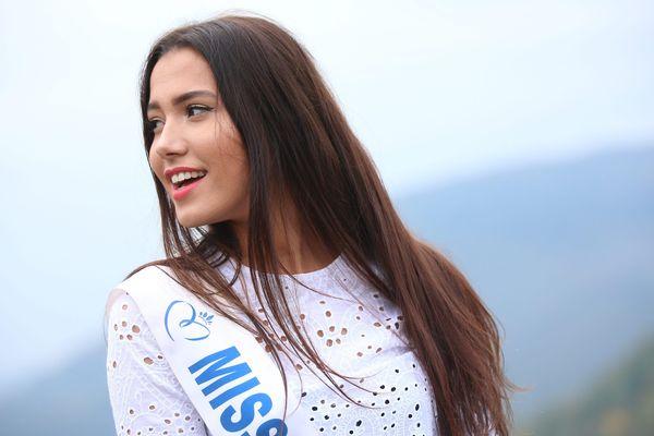 Mathilde Klinguer miss Franche-Comté 2018