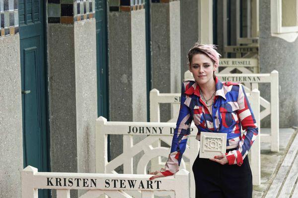 L'actrice Kirsten Stewart est la dernière stars hollywoodienne à être venue au Festival du Film américain de Deauville, en 2019.