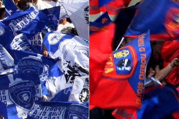 Ligue 1 - Le derby SC Bastia / GFC Ajaccio (samedi 21 novembre) se jouera sans les supporters ajacciens, interdits de déplacement.