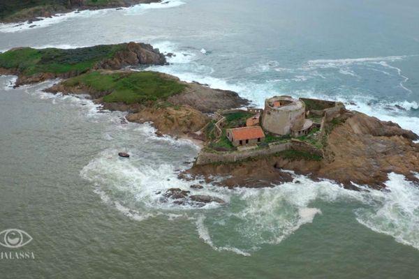Fort du Petit Langoustier