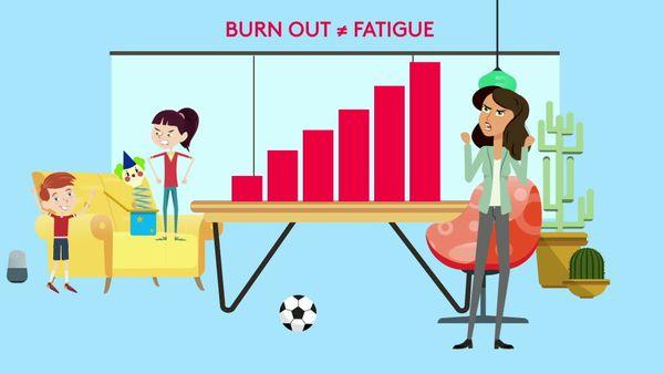 Le burn-out parental diffère de la seule fatigue inhérente à la vie de parents