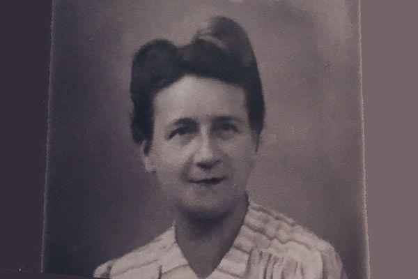 Marguerite Eberentz, une résistante qui a permis à des familles juives d'être sauvées en réalisant des faux documents à la préfecture de Dordogne