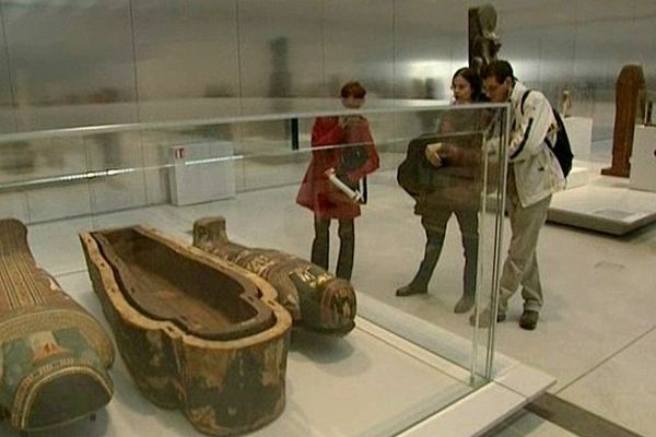 36 000 visiteurs ont pu découvrir gratuitement ce week-end les riches collections du Louvre-Lens.