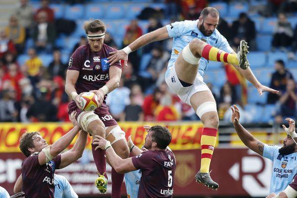 11e défaite en 11 matches pour Perpignan, face à Bordeaux-Bègles
