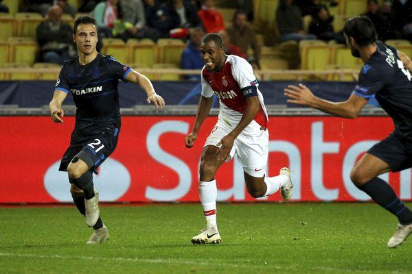 Monaco est une nouvelle fois piétiné à domicile, cette fois-ci par Bruges sur le score de 4 à 0.