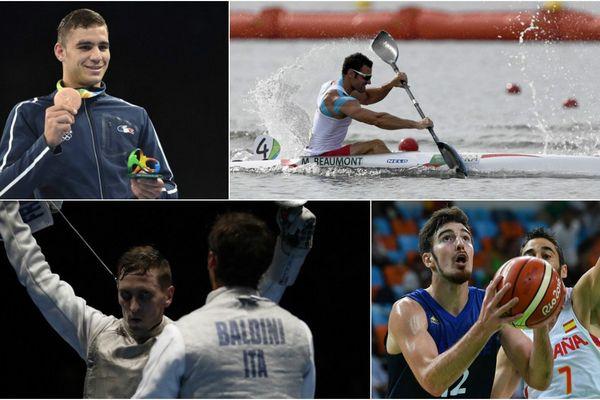 Les Nordistes repartent avec 6 médailles de Rio.
