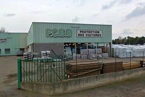 Carcassonne - boutiques PCEB - archives