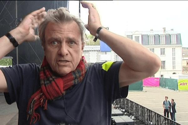 Rencontre avec Jean-Charles Castelbajac