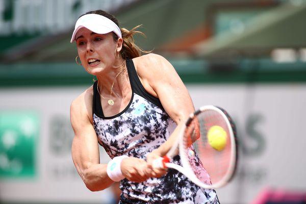Retour réussi pour Alizé Cornet à Roland Garros.