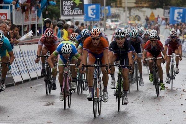Le Tour de l'Avenir, le 29 août 2012 (archives)