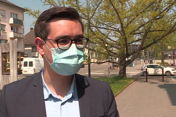 Thibaud Philipps, maire d'Illkirch-Graffenstaden quitte la majorité de l'Eurométropole
