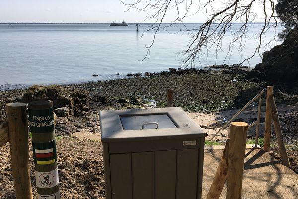 A Port Charlotte, les travaux sur le sentier côtier rendent confortable l'accès à la plage