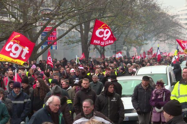 Ce mardi après-midi, à Lille