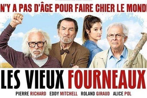 """""""Les Vieux Fourneaux"""" inspiré de la série BD de Lupano et Cauuet"""