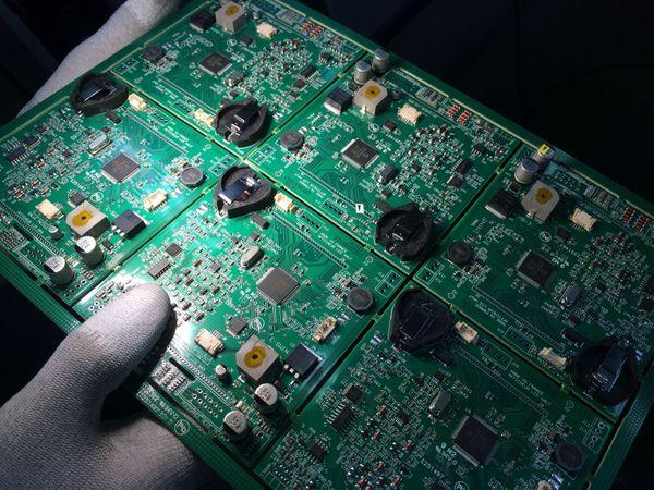 Les circuits électroniques complexes n'étaient qu'une petite partie de la production d'Inovelec jusqu'alors