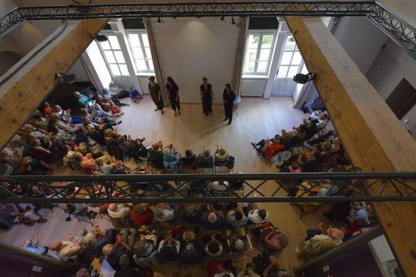 La cité de la voix organise la première édition du festival ELLES