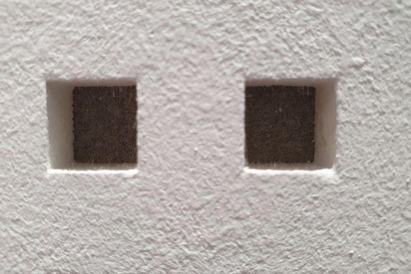 Illustration : des trous dans un mur.