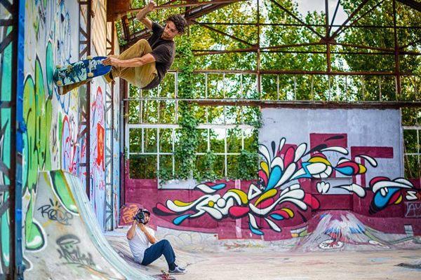 Skate à Darwin