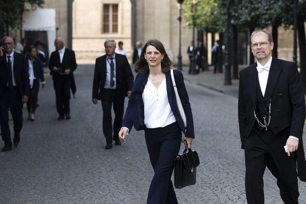 Laurianne Rossi a été élue en juin dernier députée de la onzième circonscription des Hauts-de-Seine