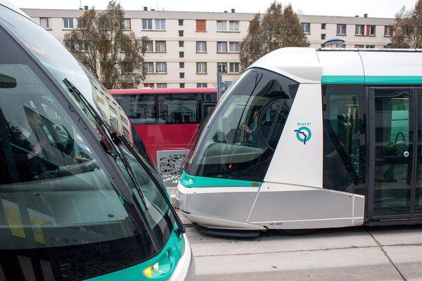 La mise en circulation du tram T9 est prévue pour 2020.