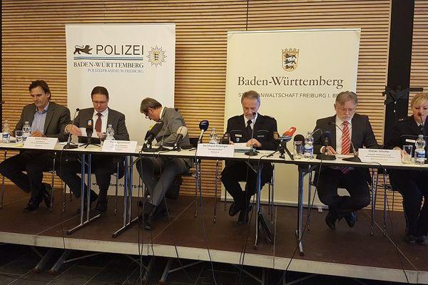 Conférence de presse du procureur cet après-midi à Fribourg