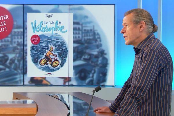 Pour Didier Vasseur, alias Tronchet, le vélo, c'est tout une philosophie.