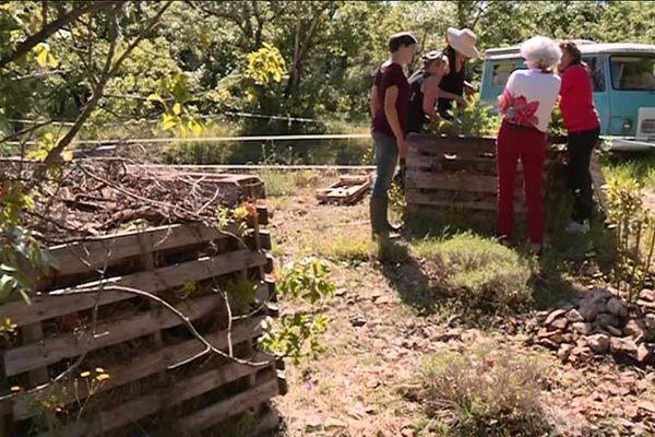 Le cube de culture permet de cultiver peu importe le sol