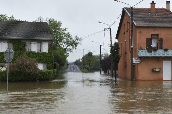 Six ans après les inondations de 2012, le Puy-de-Dôme s'est à nouveau trouvé les pieds dans l'eau début juin 2018. Sept communes ont été reconnues en état de catastrophe naturelle.