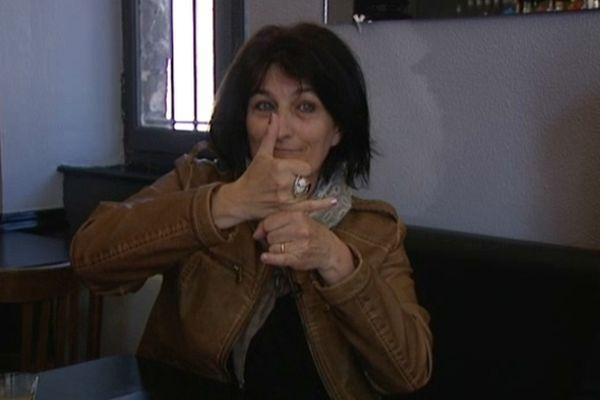 Anne-Marie Roca - enseignante en langue des signes française à Limoges