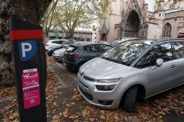 La municipalité veut rendre le stationnement payant dans certains quartiers de la ville comme Neustadt, Neudord et Montagne Verte - 21 septembre 2021