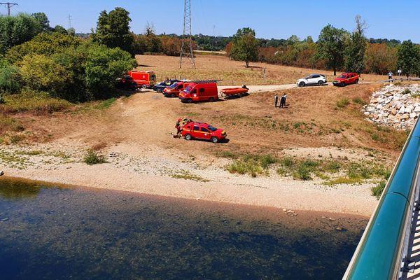 Le jeune homme a été retrouvé noyé au niveau du pont de Belmont, dans le Jura, vendredi 7 août.