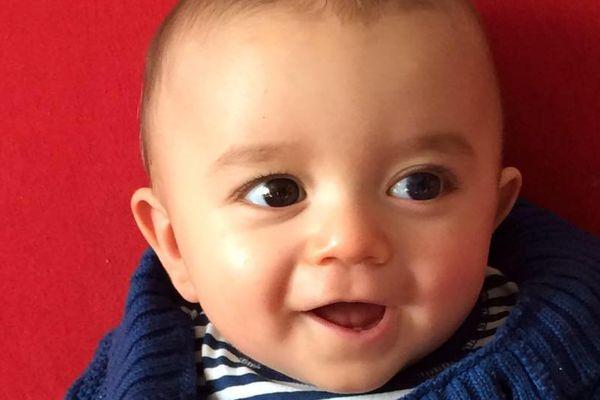 Ayden, 18 mois.