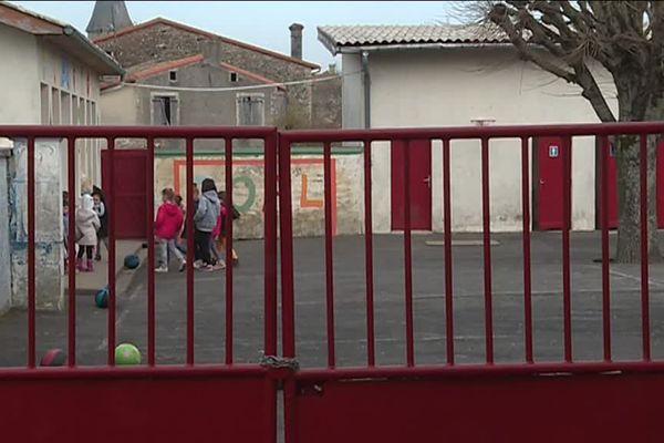 La fermeture de l'école de Paizay-Naudouin-Embourie est annoncée pour la rentrée 2018.