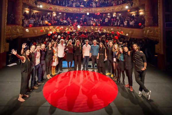 La prochaine conférence TEDx de Clermont-Ferrand ne se tiendra pas à l'opéra-théâtre mais à la Maison de la Culture.
