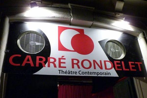 Le Carré Rondelet, scène poétique et avant gardiste de Montpellier.