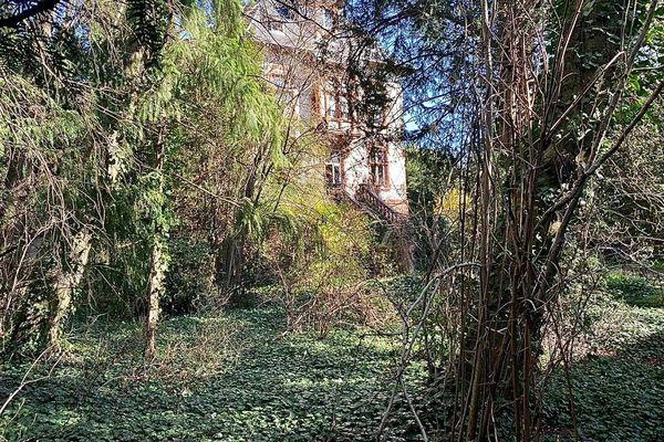 Nicolas Decker a eu le coup de coeur pour la villa Boeschlin du boulevard Saint-Pierre.