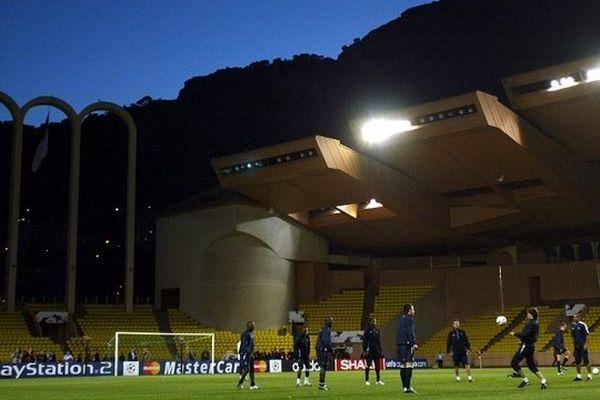 Le Stade Louis II à Monaco (Archives)