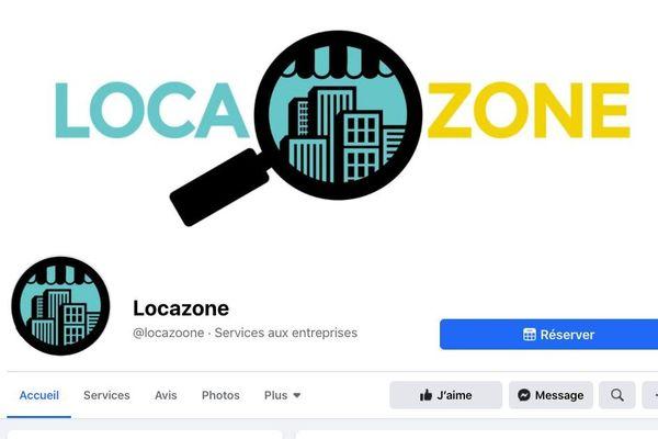 Le logo de Locazone