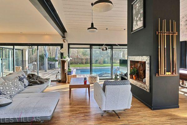 Immobilier haut de gamme en périphérie de Bordeaux